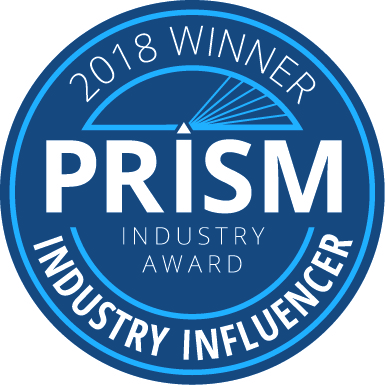 2018 Winner   Prism Industry Influencer