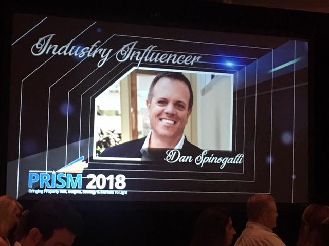 Dan Spinogatti Prism Award