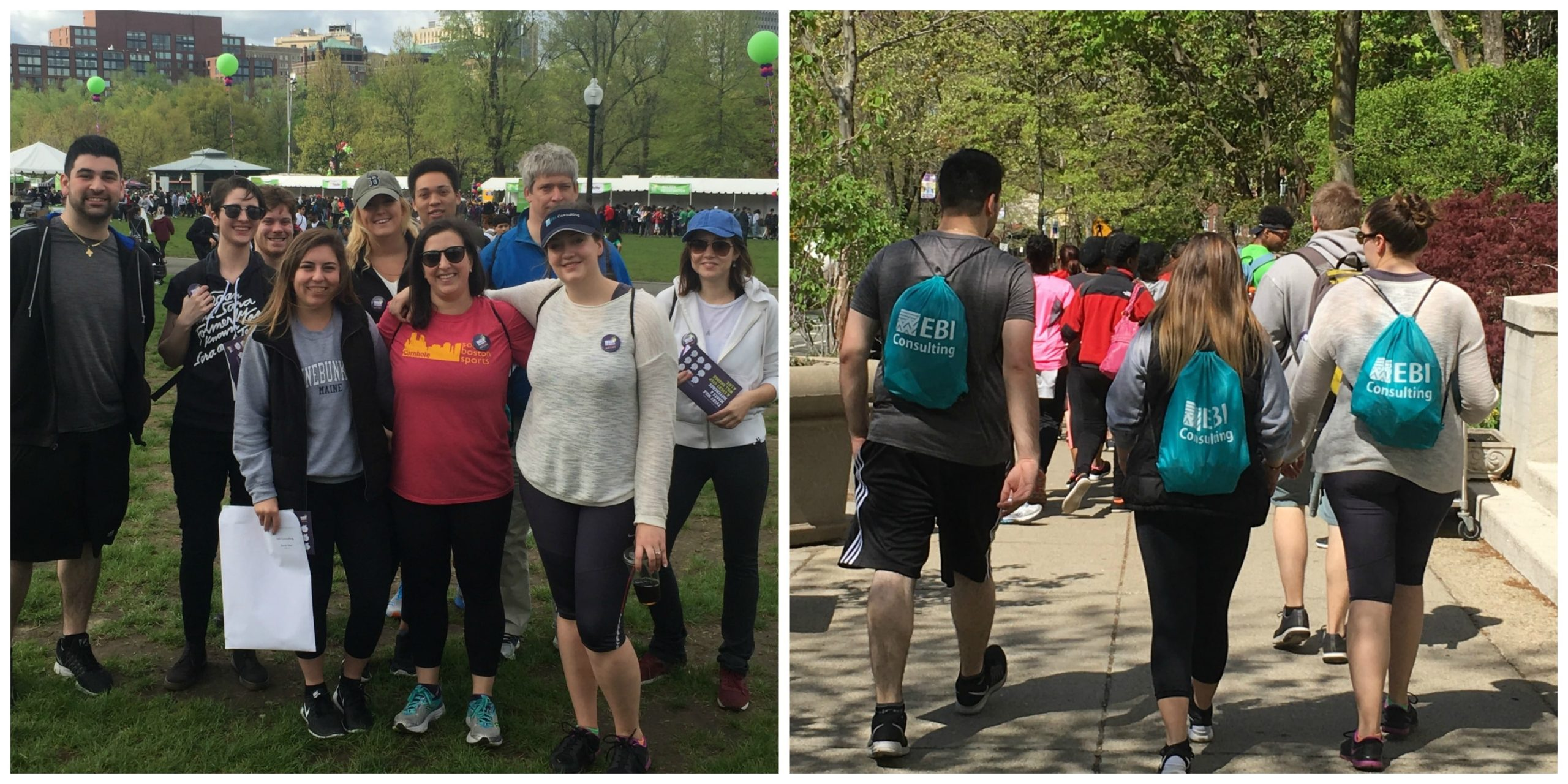 Walk for Hunger Collage