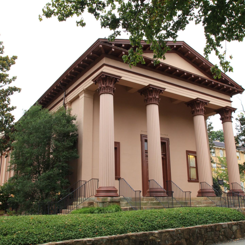 UNC Smith Hall - High Resolution