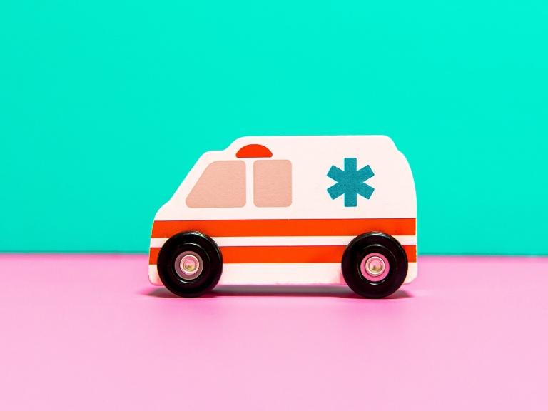 Toy Ambulance