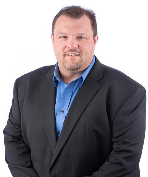 Kevin Sanders headshot