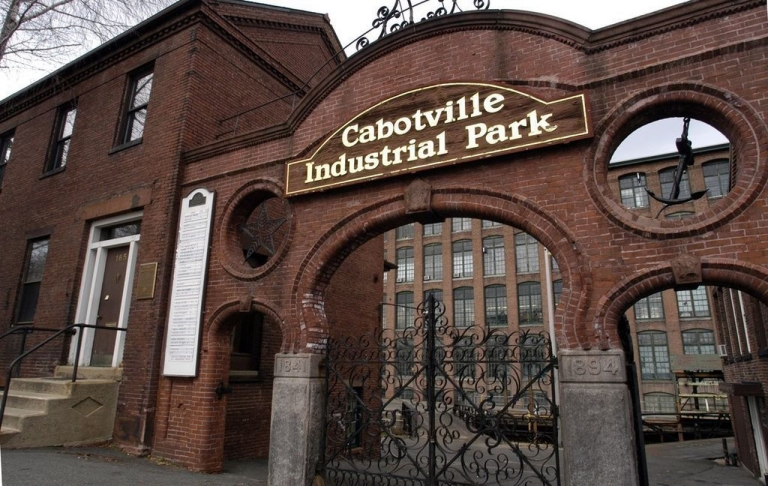 Cabotville Industrial Park 1280x810
