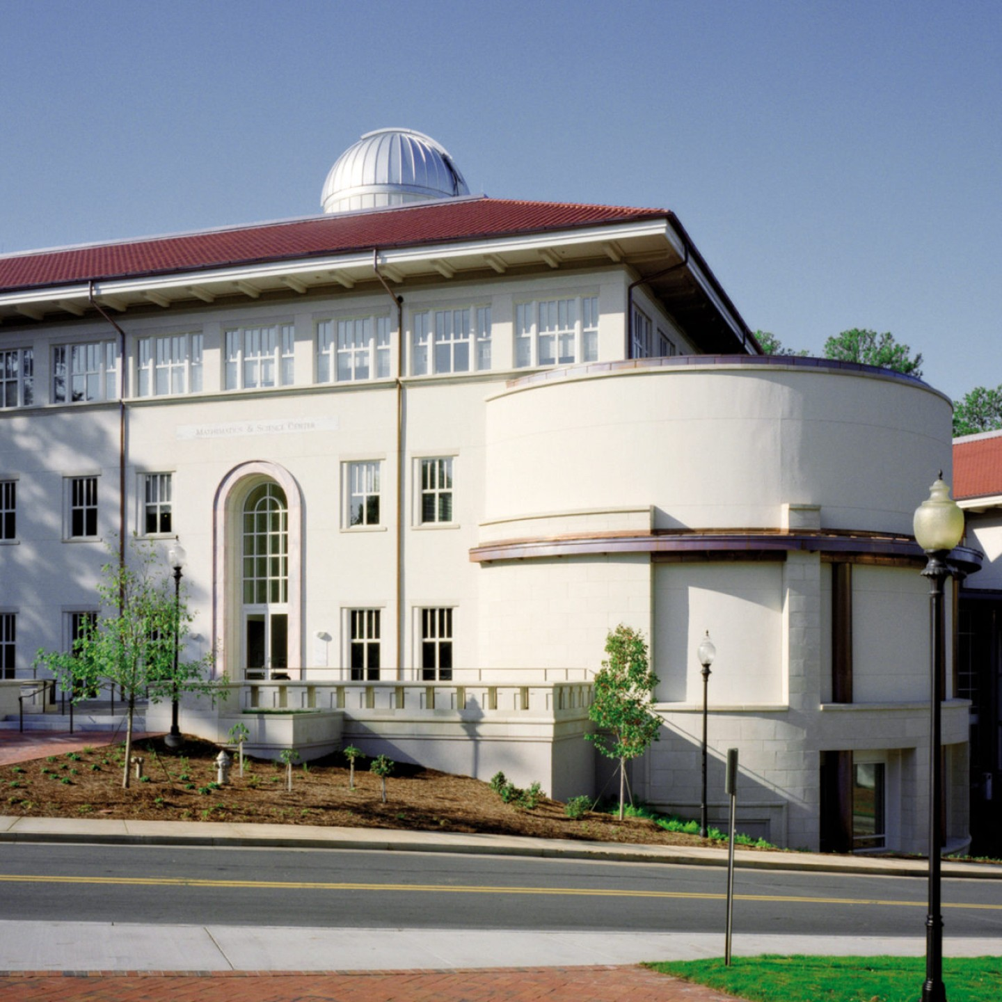 Emory University Math Science Building